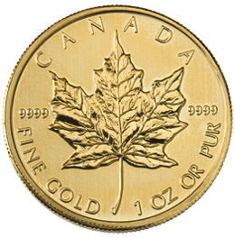 Gold Canadian Maples