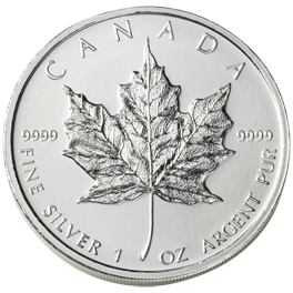 Silver Canadian Maples